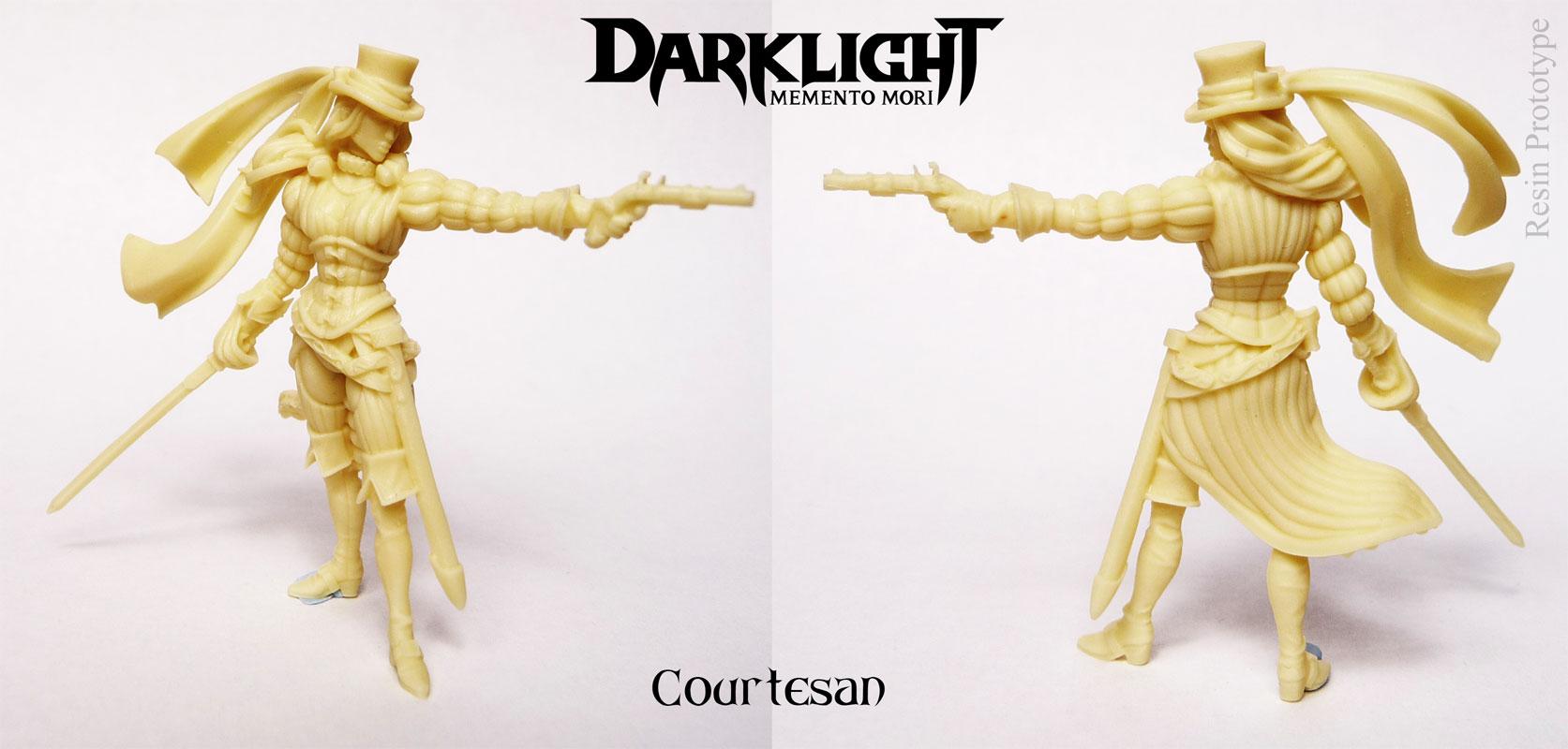 Various Darklight